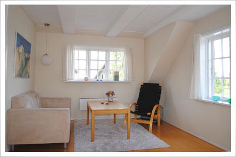 Lejlighed C er indrettet for 2-4 personer.