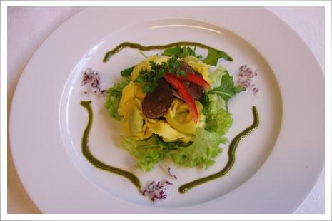Bornholmske fødevarer på tallerkenen
