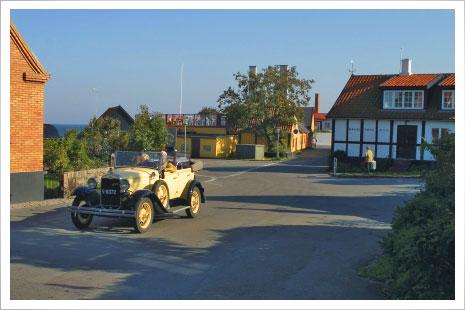 Bornholm er en romantisk tidslomme med plads til alle